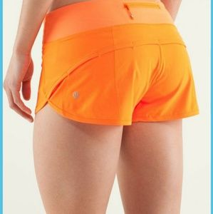 lululemon athletica Shorts - Lululemon Speed Shorts